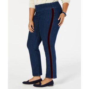 Charter Club Plus Cambridge Tummy Slim Jeans